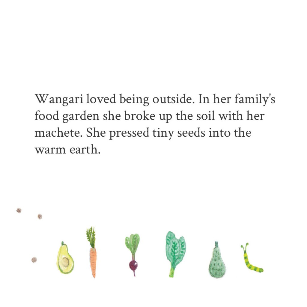 A Tiny Seed The Story Of Wangari Maathai Bedtime Stories