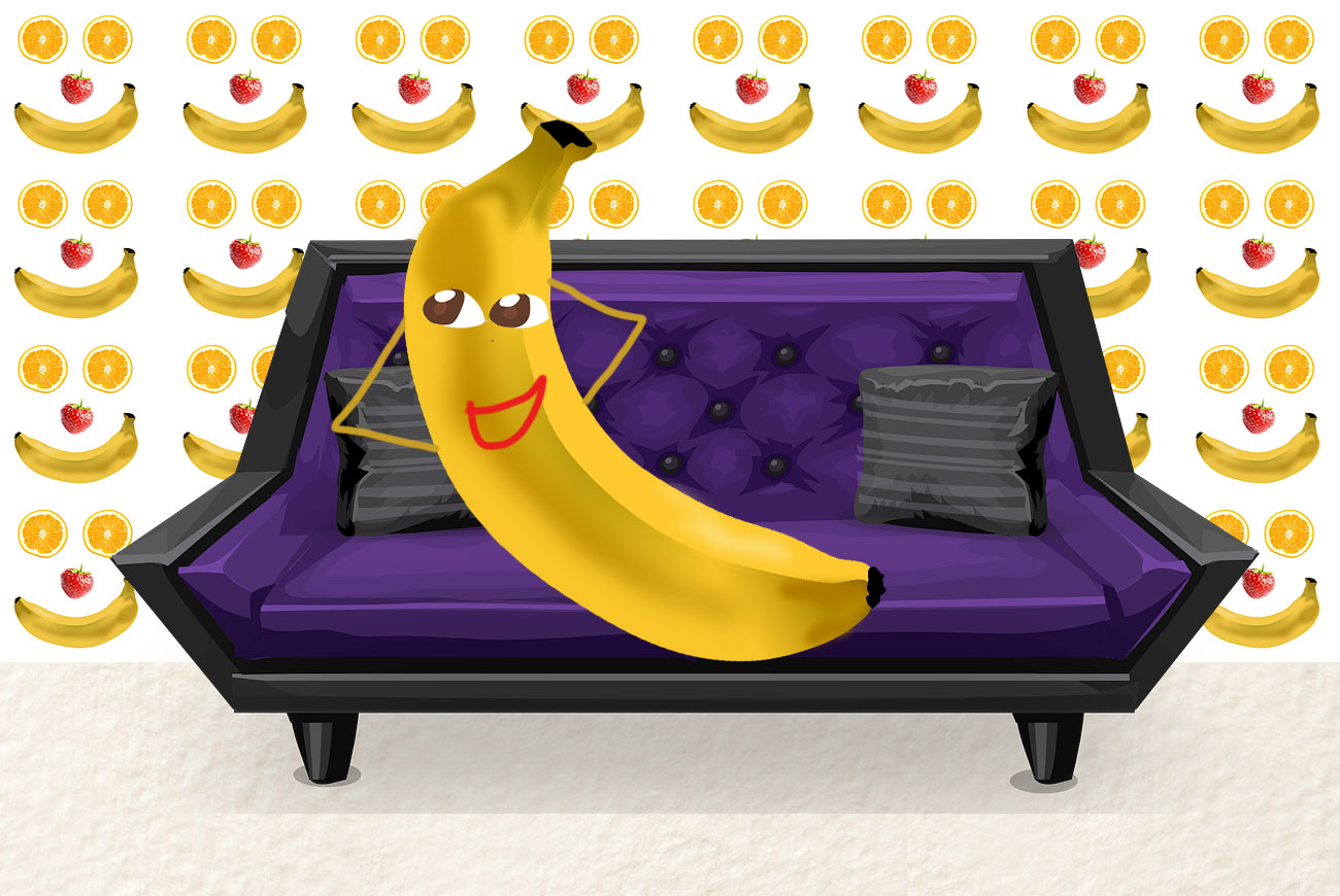 Barry Banana bedtime story header