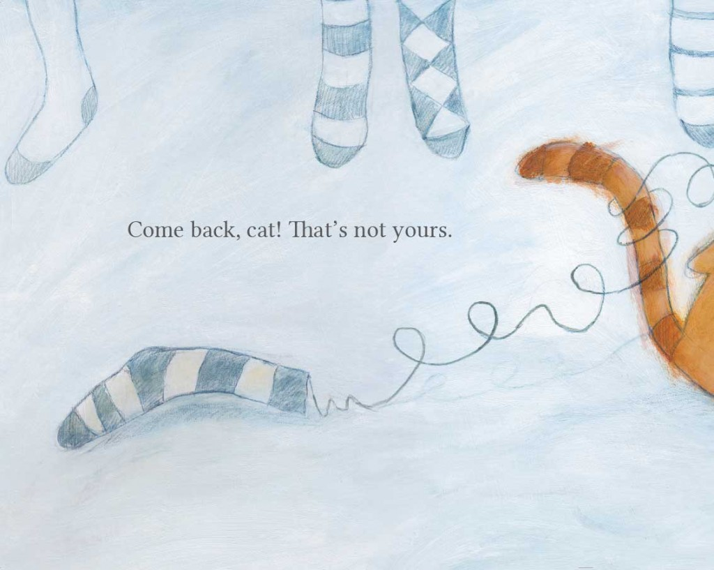 Book page 11 from short story for kids Come Back Cat by Book Dash
