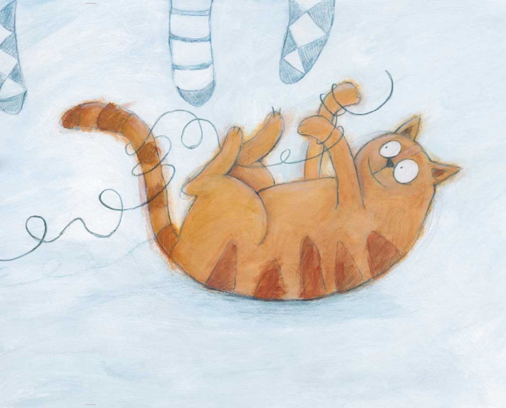 Book page 12 from short story for kids Come Back Cat by Book Dash