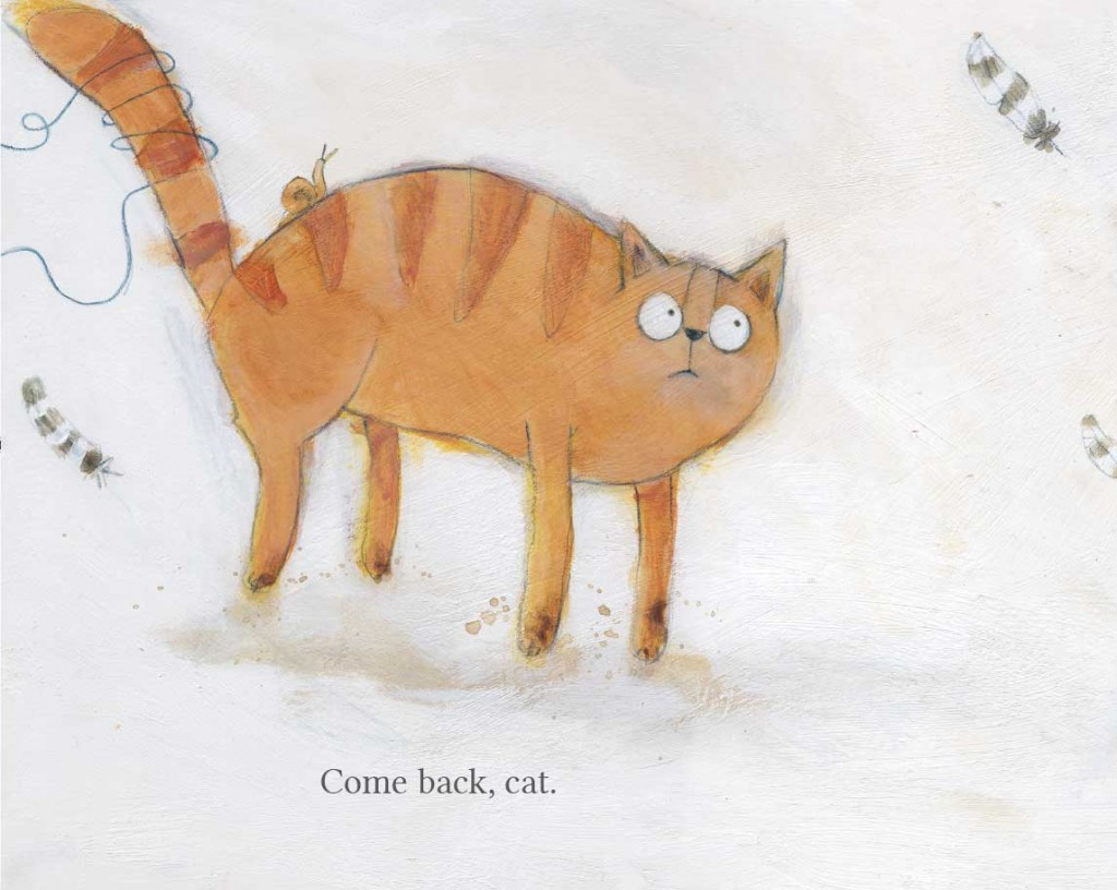 Book page 15 from short story for kids Come Back Cat by Book Dash
