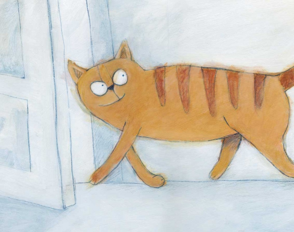Book page 7 from short story for kids Come Back Cat by Book Dash