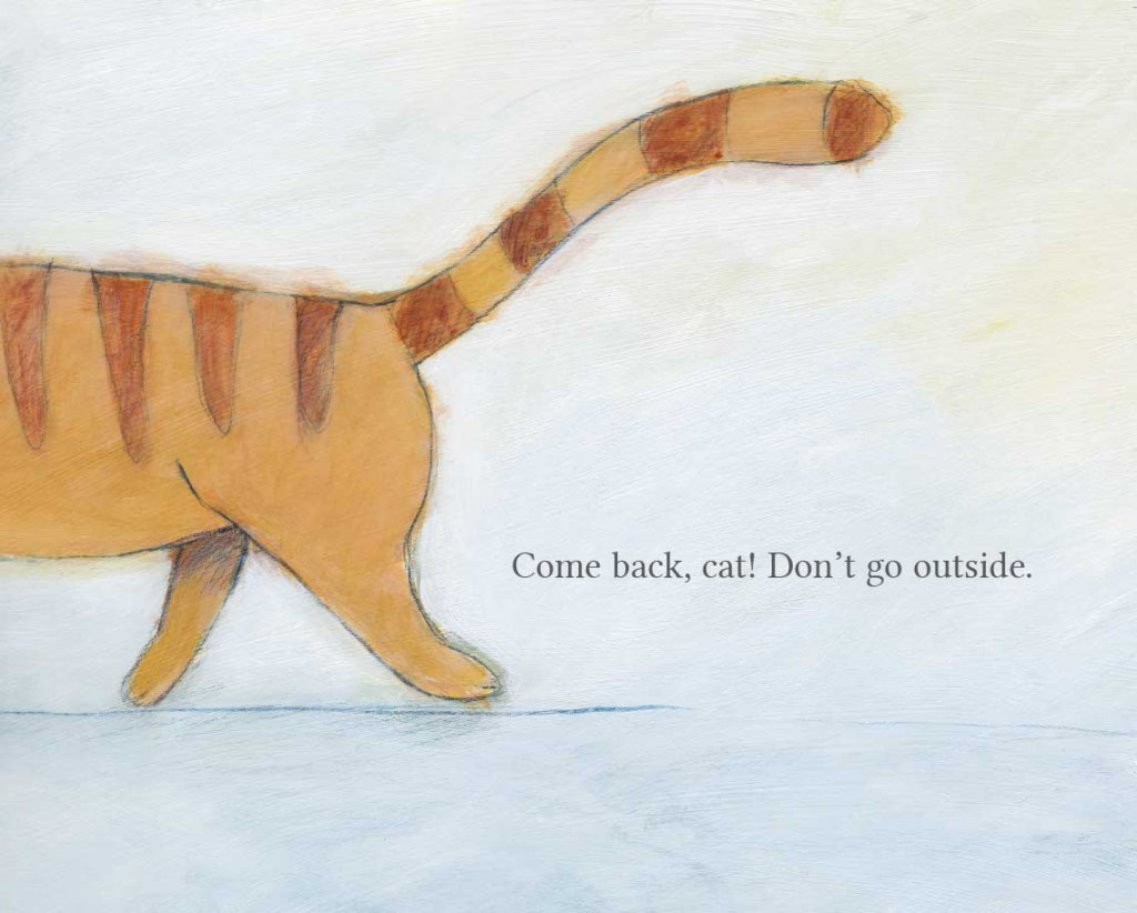 Book page 8 from short story for kids Come Back Cat by Book Dash