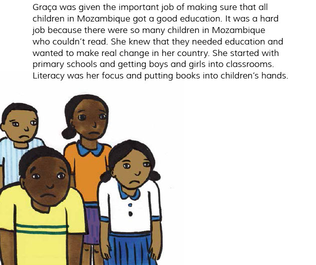 Graas Dream African Stories Bedtime