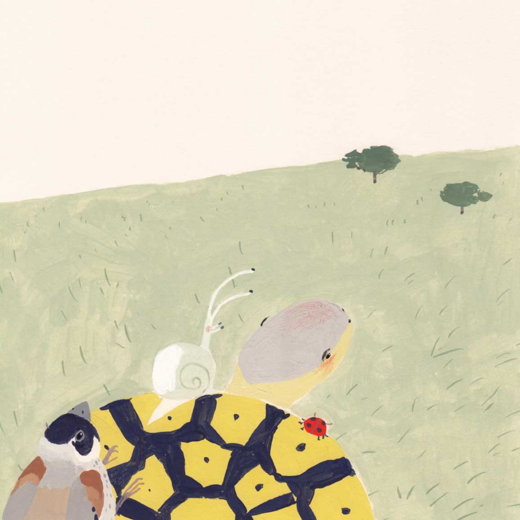 Book page 11 from short story for kids Tortoise Finds His Home by Book Dash