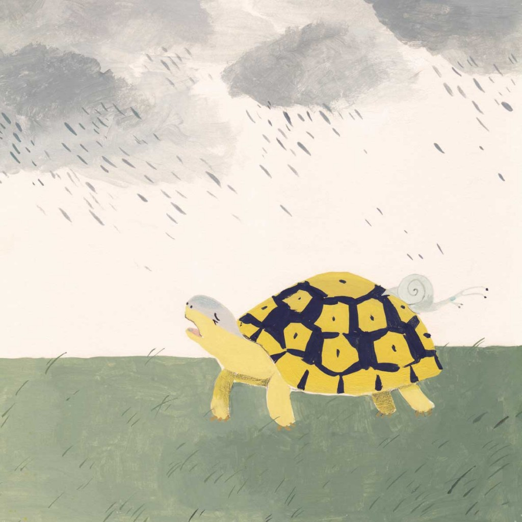 Book page 19 from short story for kids Tortoise Finds His Home by Book Dash
