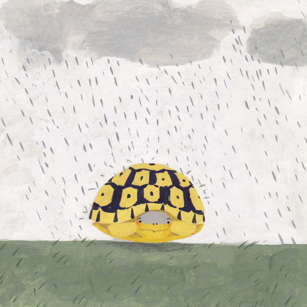 Book page 21 from short story for kids Tortoise Finds His Home by Book Dash