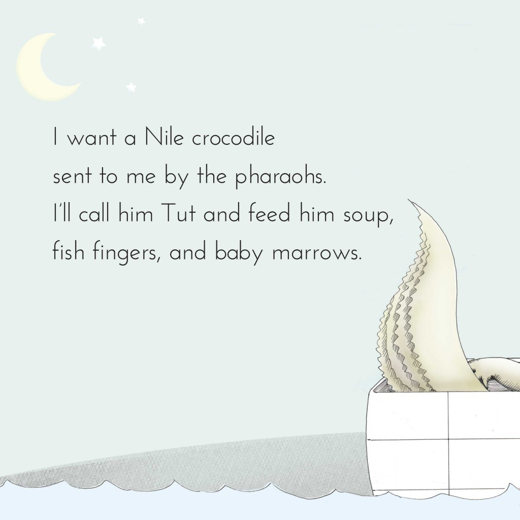 Book page 5 from short story for kids Maddy Moona's Menagerie by Book Dash