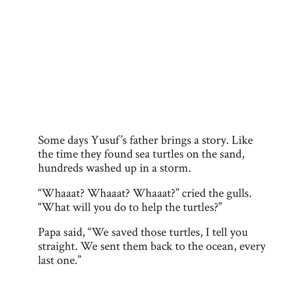Book page 11 from short story for kids A Fish and a Gift by Book Dash