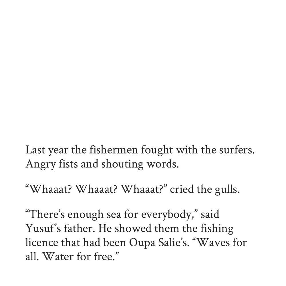 Book page 17 from short story for kids A Fish and a Gift by Book Dash