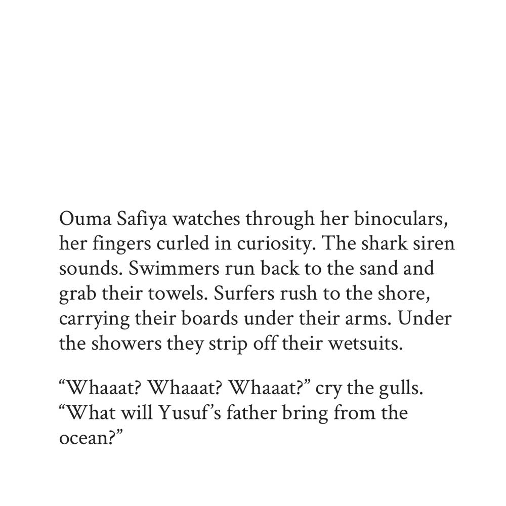 Book page 19 from short story for kids A Fish and a Gift by Book Dash
