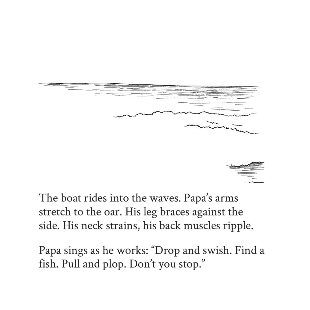 Book page 7 from short story for kids A Fish and a Gift by Book Dash
