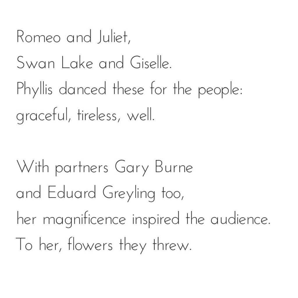 Picture book page 15 from bedtime story A Dancer's Tale by Book Dash