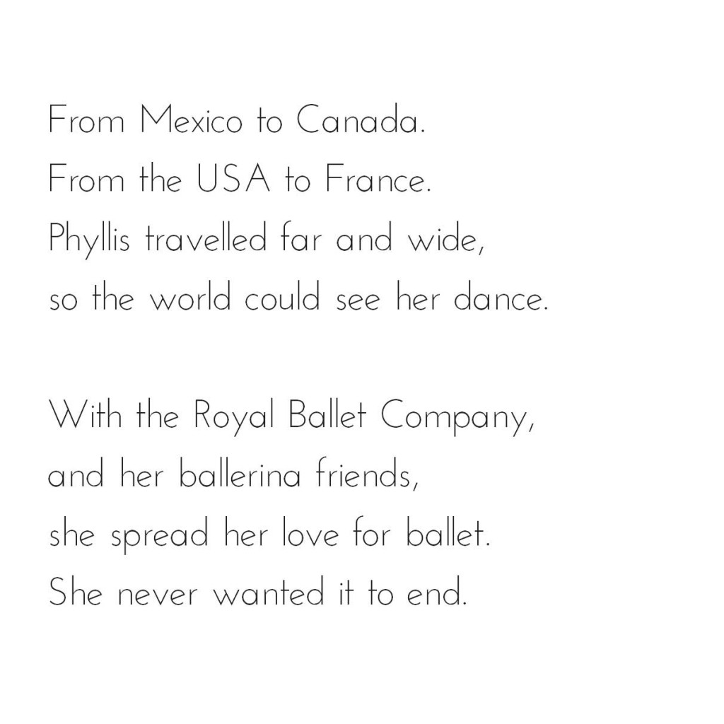 Picture book page 9 from bedtime story A Dancer's Tale by Book Dash