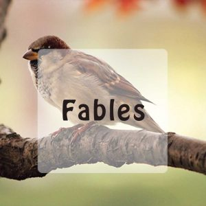 Fables for kids button
