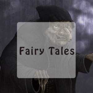 Fairy tales for kids button