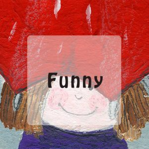 Funny stories for kids button