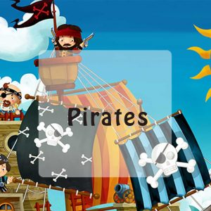 Pirate stories for kids button