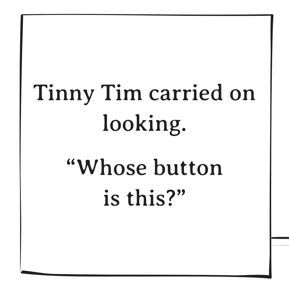 Whose Button Is This bedtime stories illustration p14
