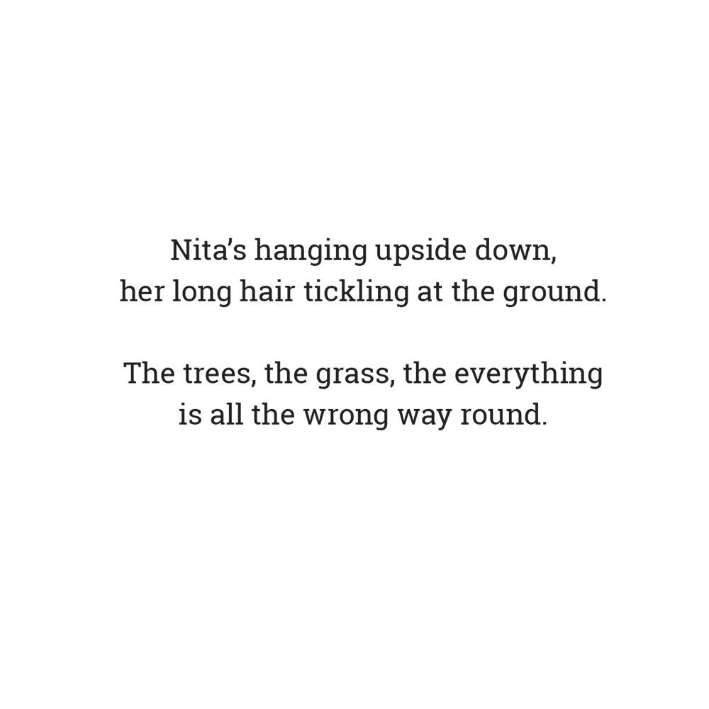 Why Is Nita Upside Down bedtime stories p1