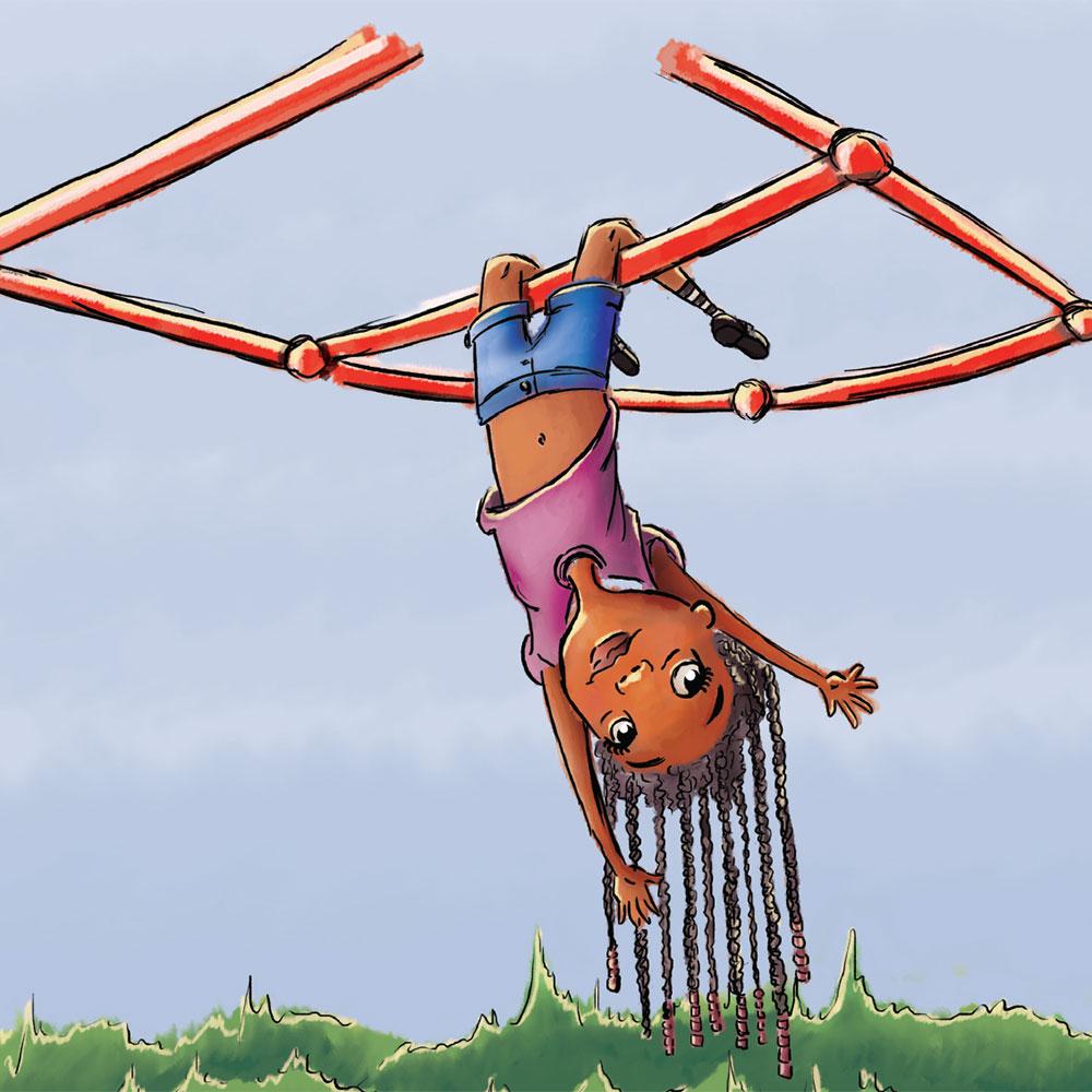 Why is Nita Upside Down? African Stories | Bedtime Stories