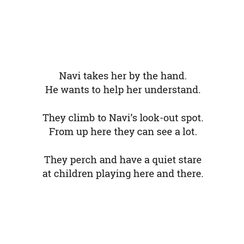 Why Is Nita Upside Down bedtime stories p7