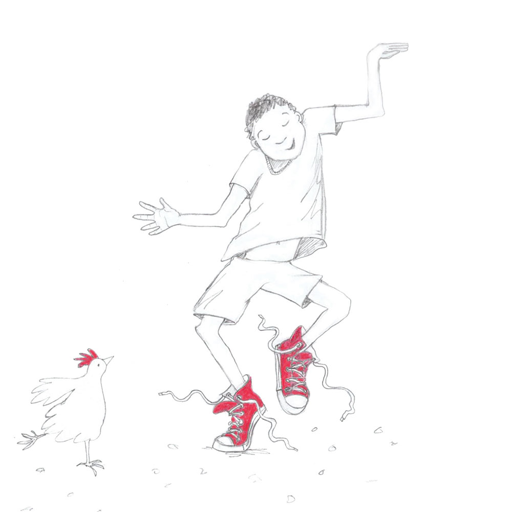 Childrens Picture Book Sbus Special Shoes 15