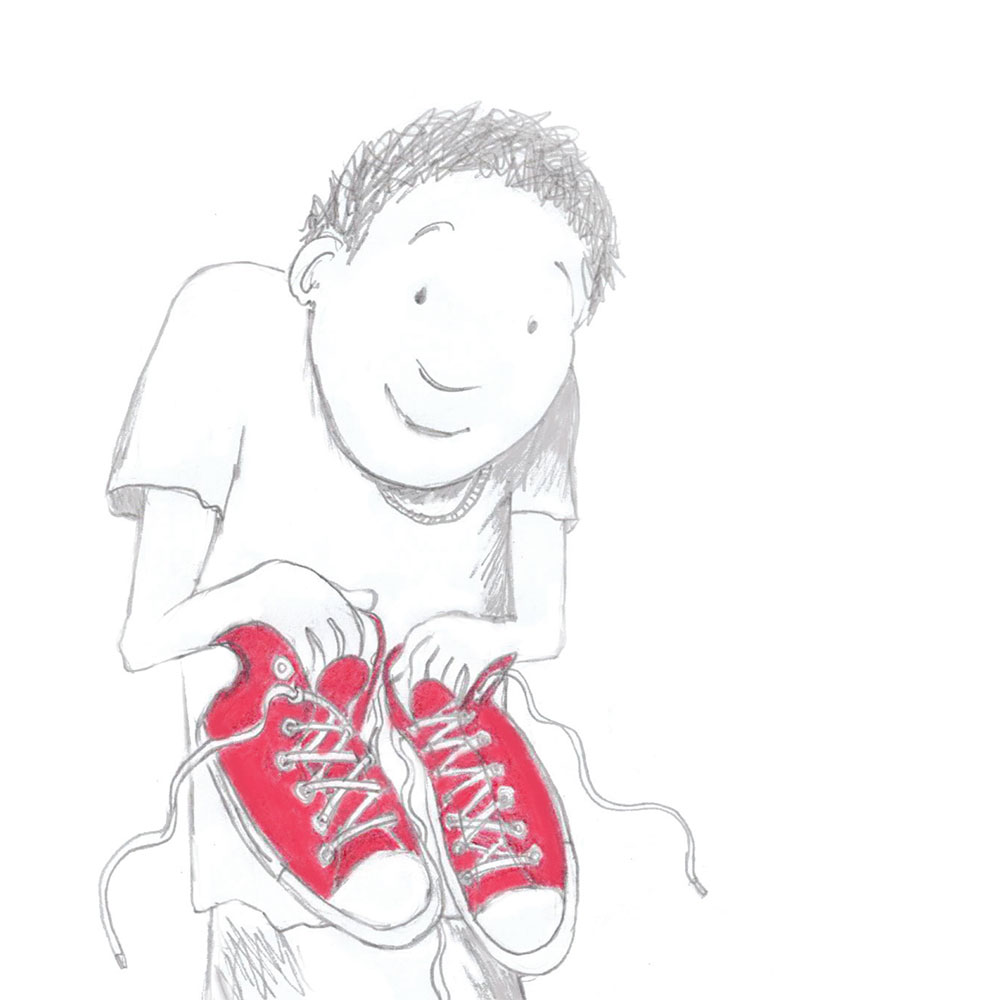 Childrens Picture Book Sbus Special Shoes 22