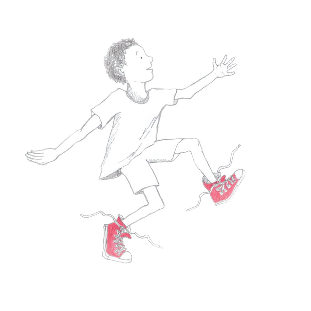 Childrens Picture Book Sbus Special Shoes 5