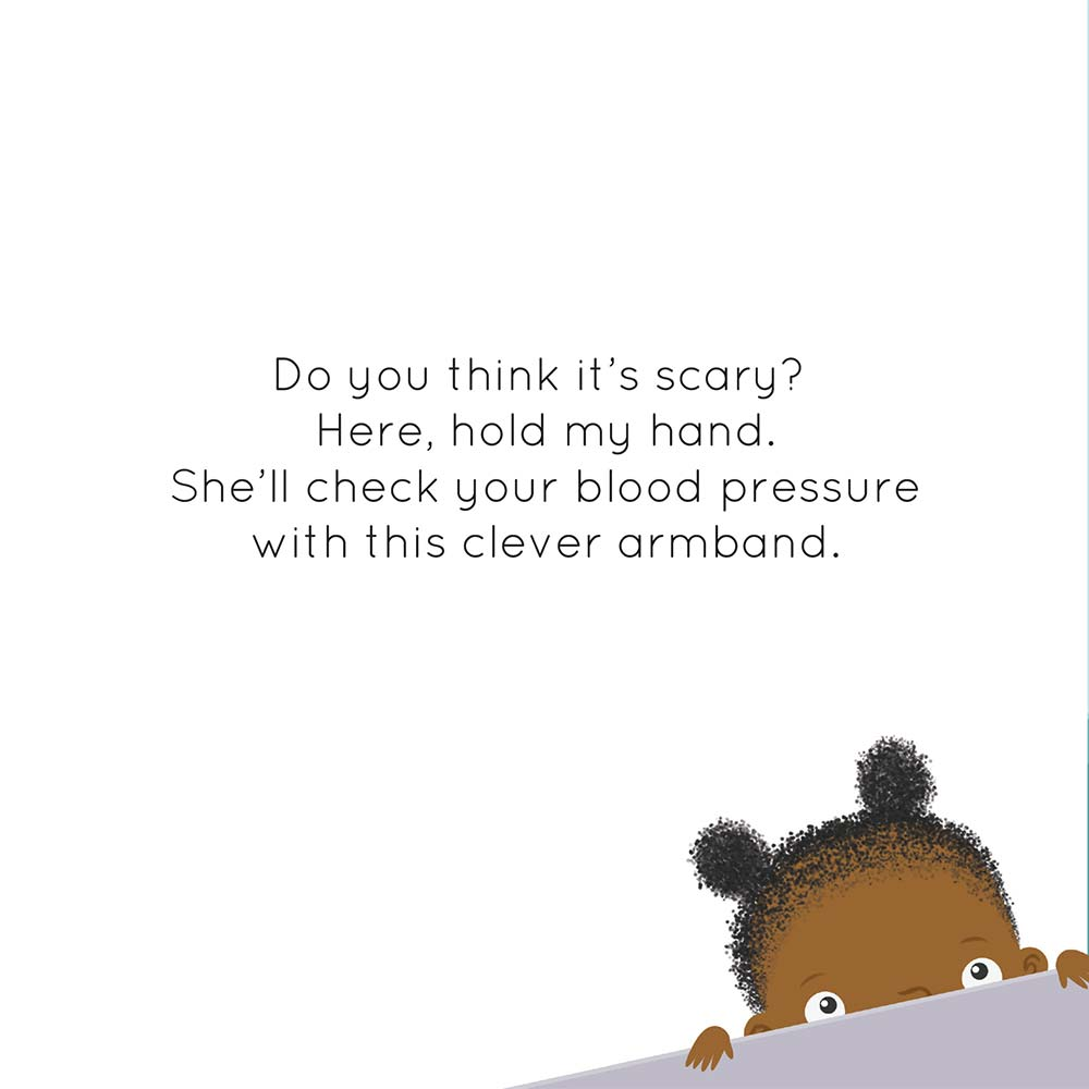 Children's Picture Book Illustration Walking Together - page 19