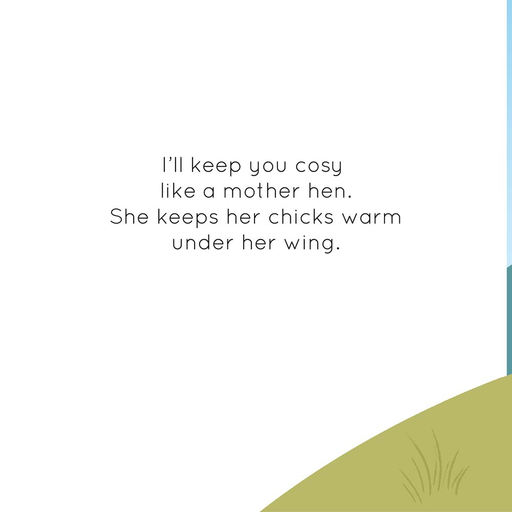 Children's Picture Book Illustration Walking Together - page 5