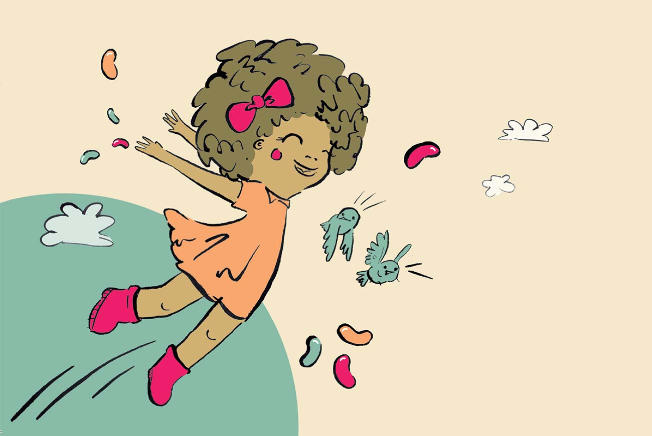 Illustration for What If? Kids Picture Book header