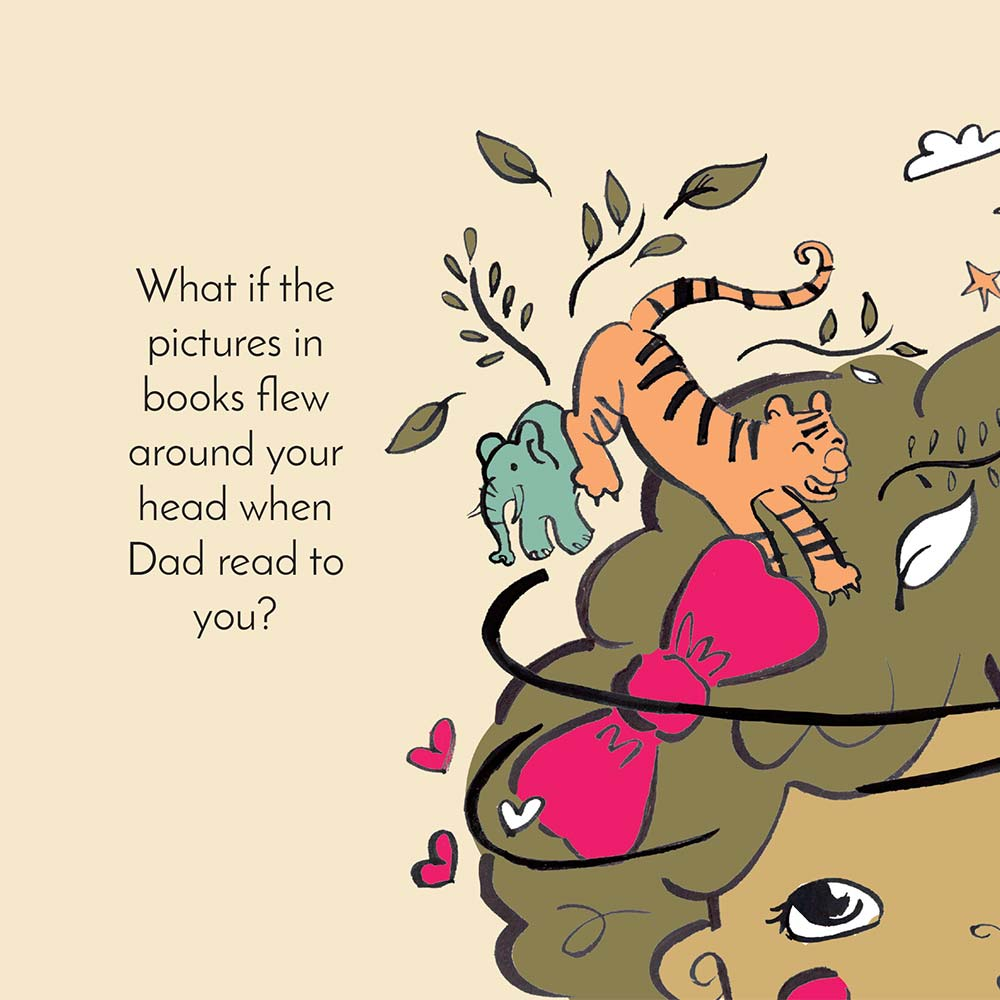 Illustration for What If? Kids Picture Book page 15