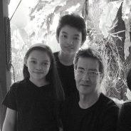 Marc X, Noah and Zoë Valentine Grigoroff
