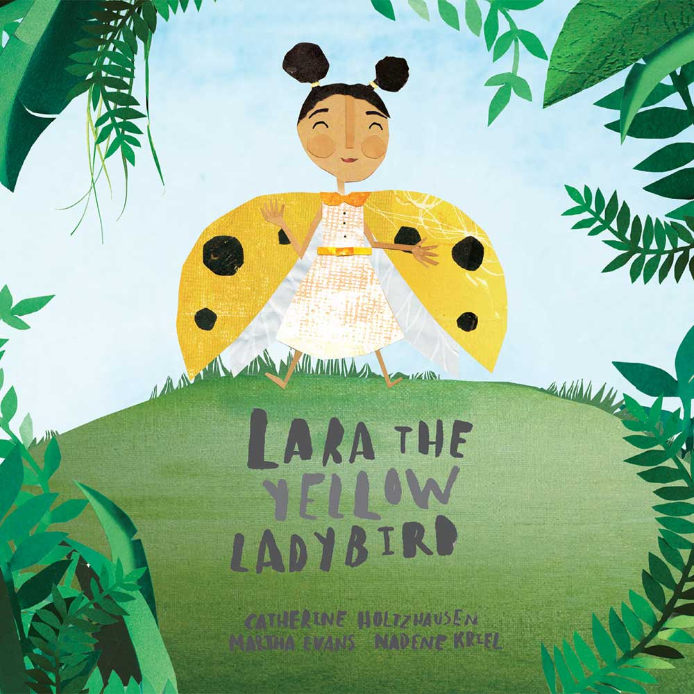 Free Kids Book Lara the Yellow Ladybird p1