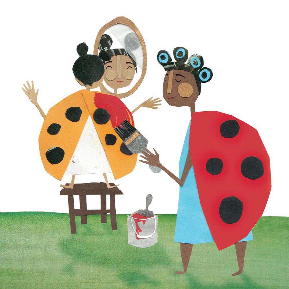 Free Kids Book Lara the Yellow Ladybird p11