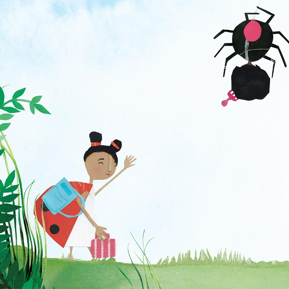 Free Kids Book Lara the Yellow Ladybird p13