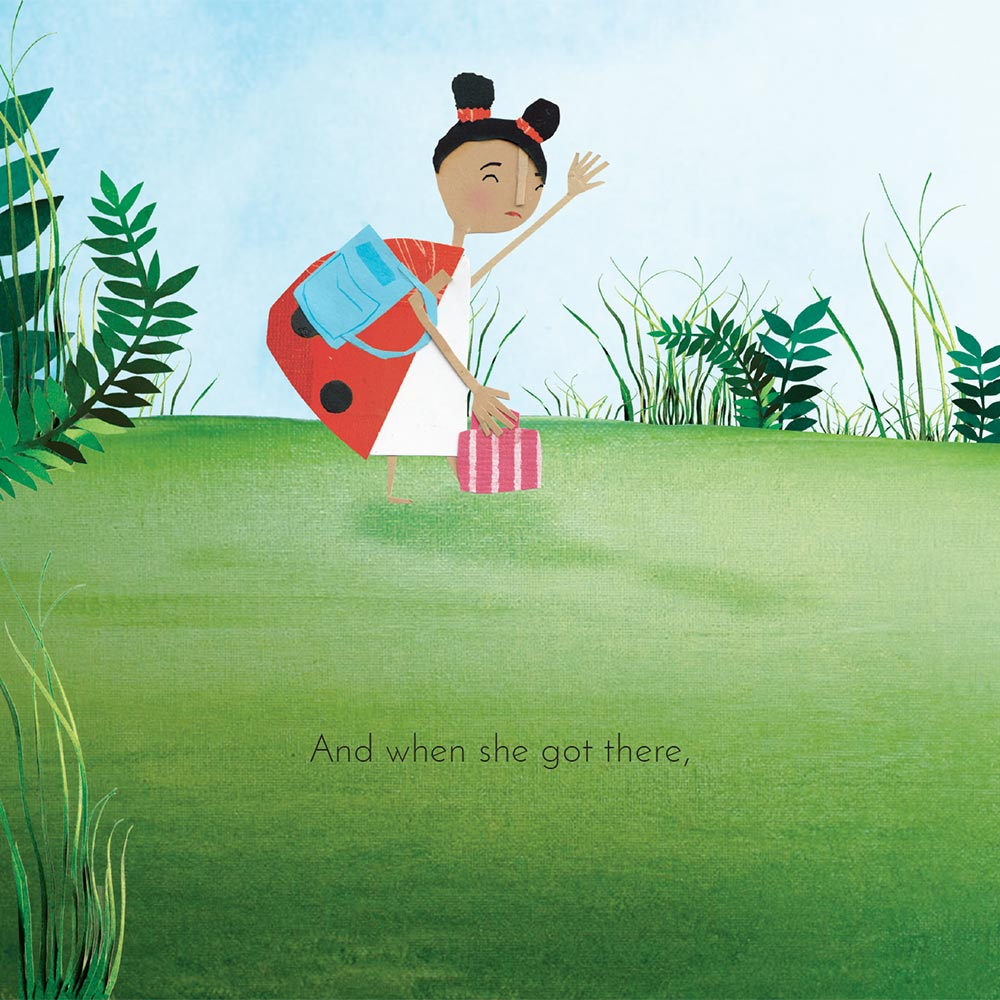 Free Kids Book Lara the Yellow Ladybird p14