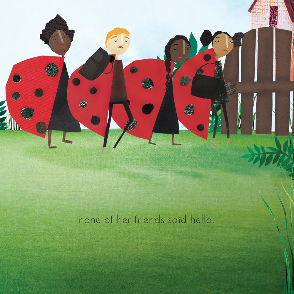 Free Kids Book Lara the Yellow Ladybird p15