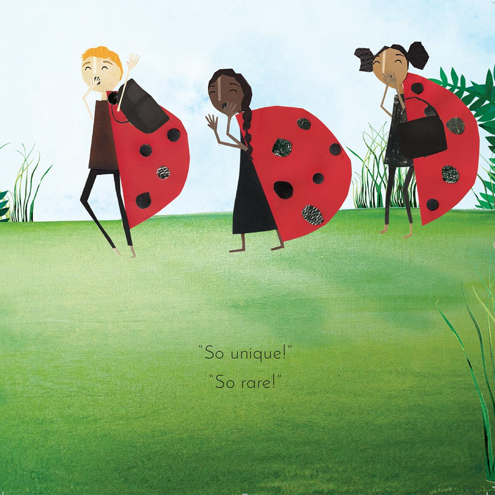 Free Kids Book Lara the Yellow Ladybird p19