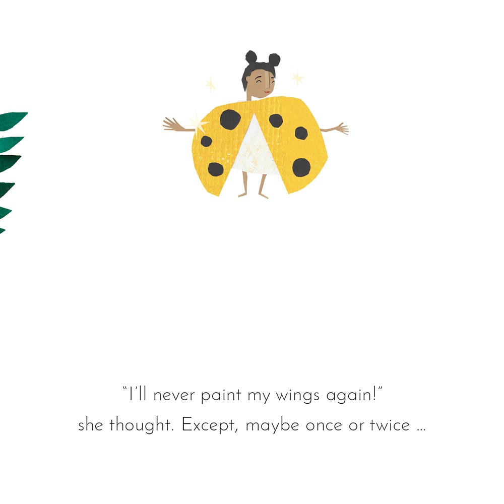 Free Kids Book Lara the Yellow Ladybird p23