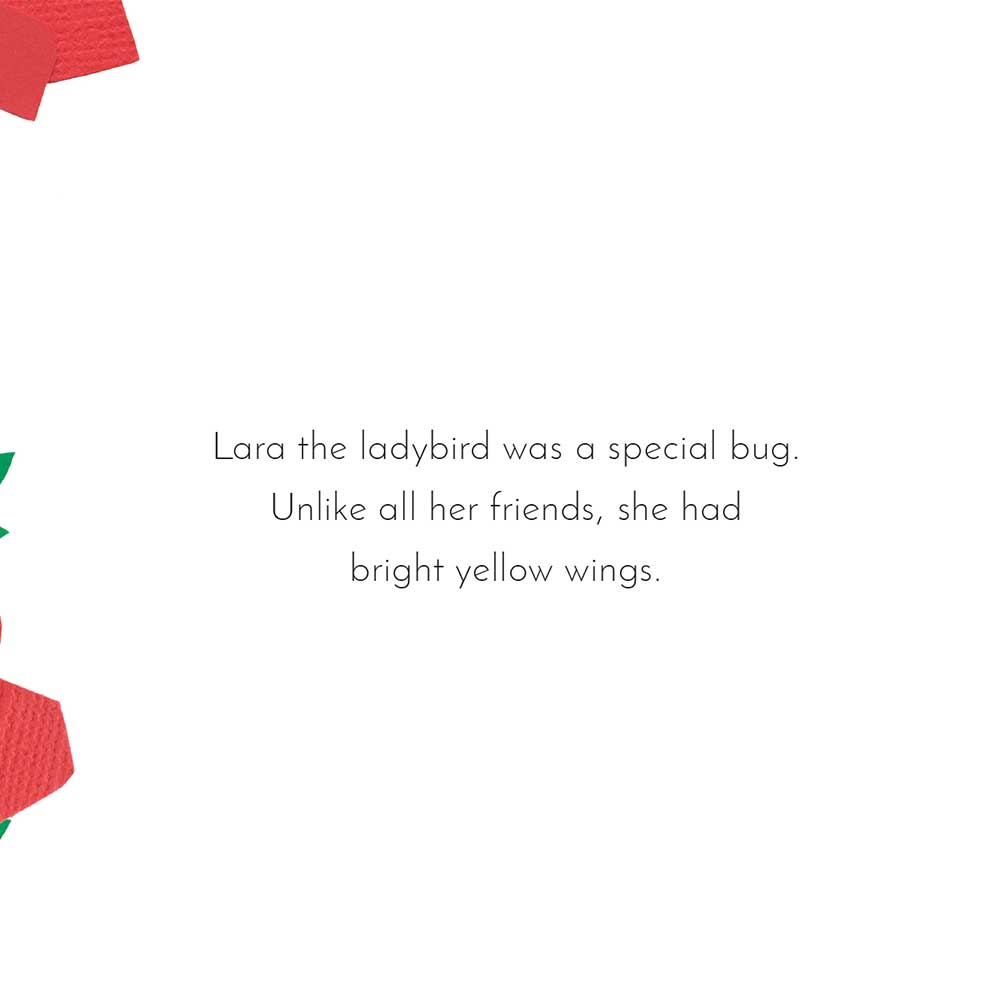 Free Kids Book Lara the Yellow Ladybird p3