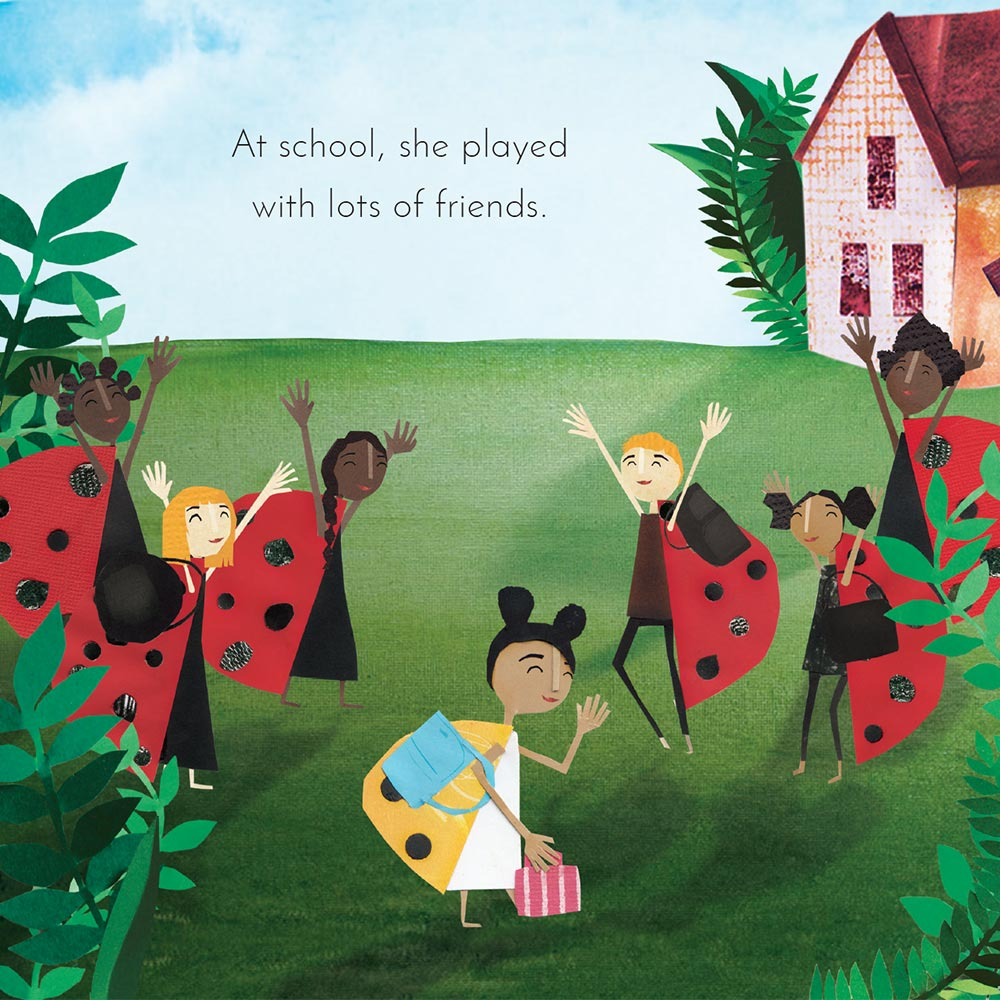 Free Kids Book Lara the Yellow Ladybird p7