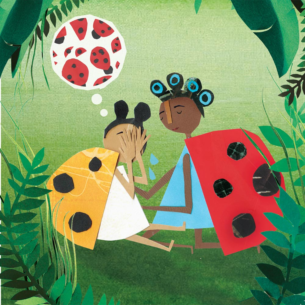 Free Kids Book Lara the Yellow Ladybird p9