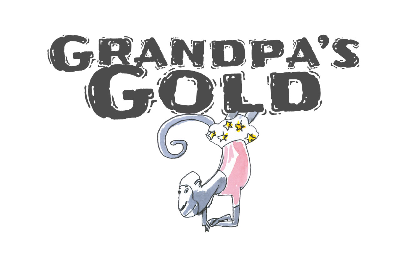 Bedtime stories Grandpas Gold free picture book page 1