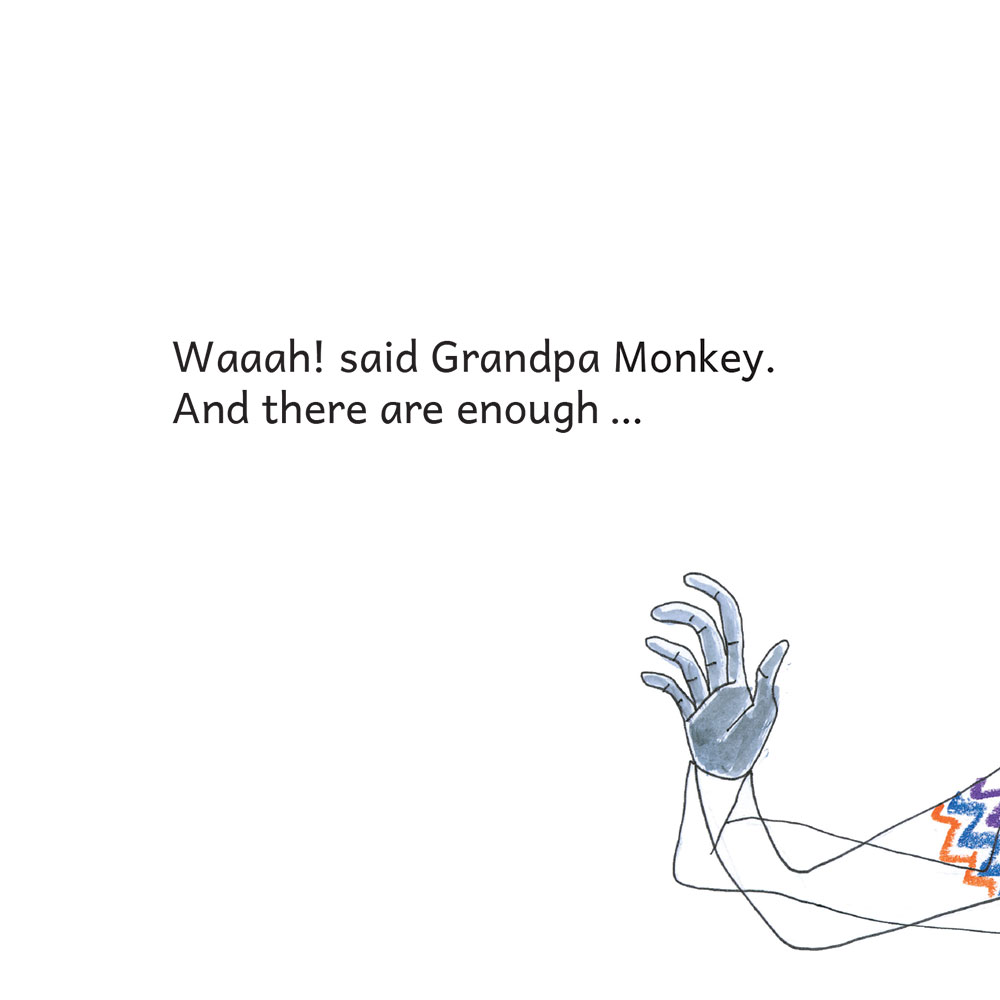 Bedtime stories Grandpas Gold free picture book page 22