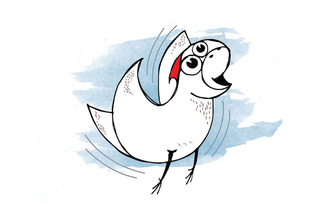 Free Children's Picture Book Amazing Daisy chicken Header