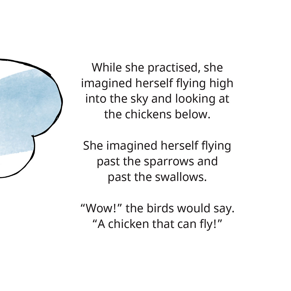 Free Children's Picture Book Amazing Daisy page 11