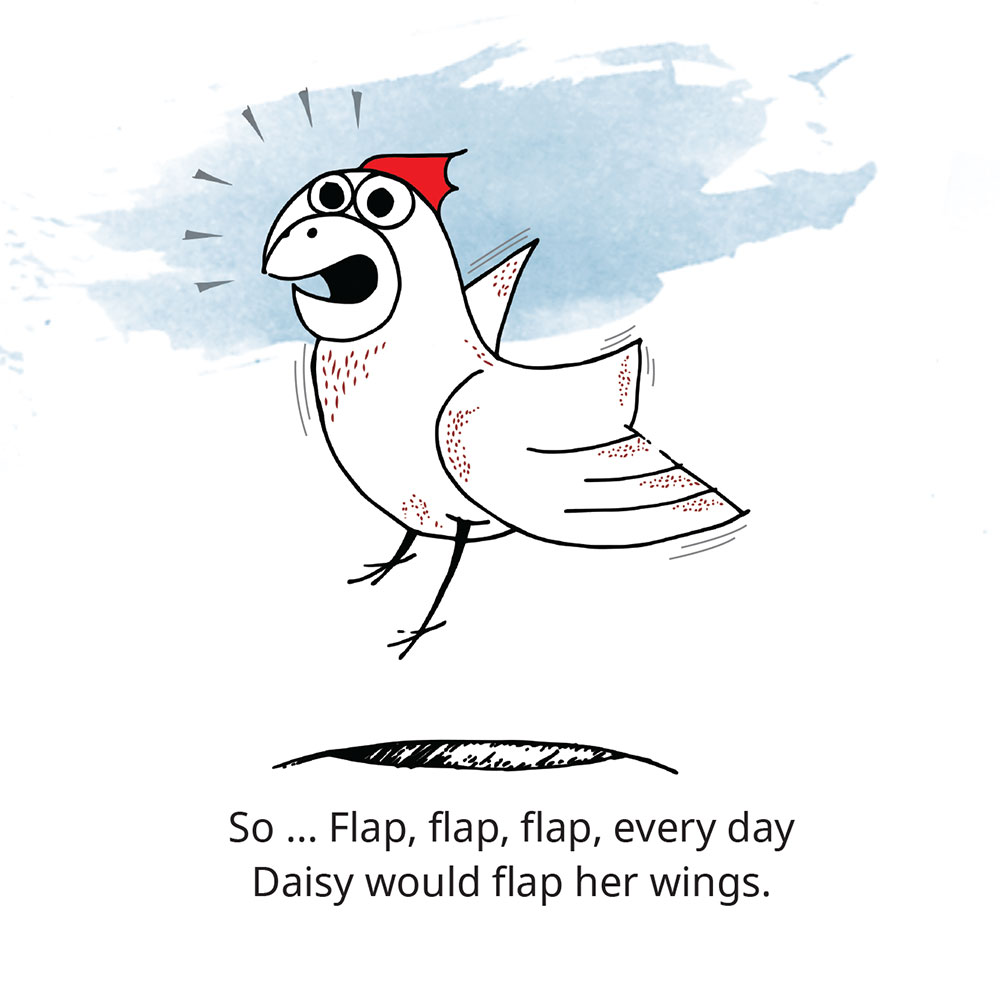 Free Children's Picture Book Amazing Daisy page 12