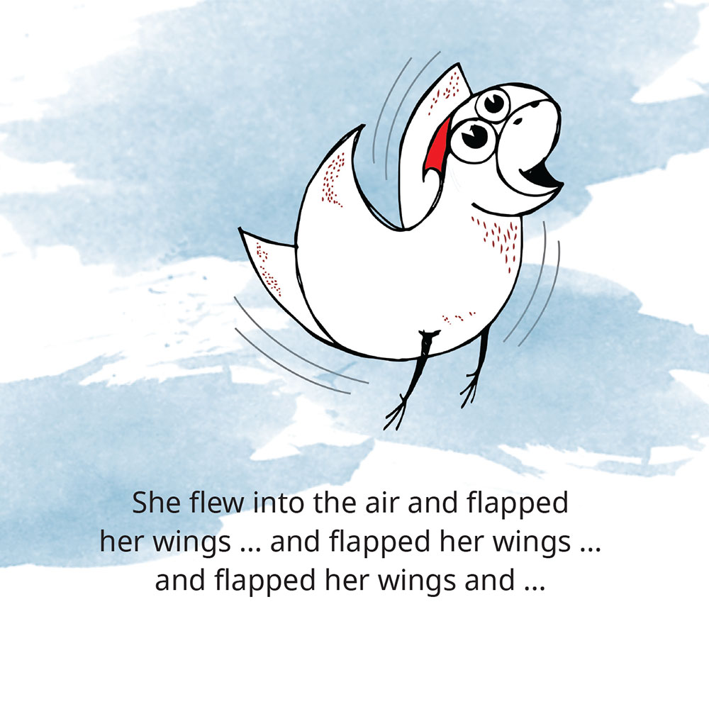 Free Children's Picture Book Amazing Daisy page 21